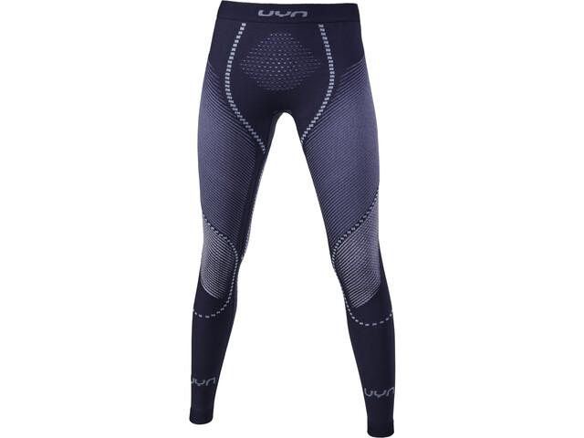 UYN Ambityon UW Pantaloni lunghi Donna, deep blue/white/light blue